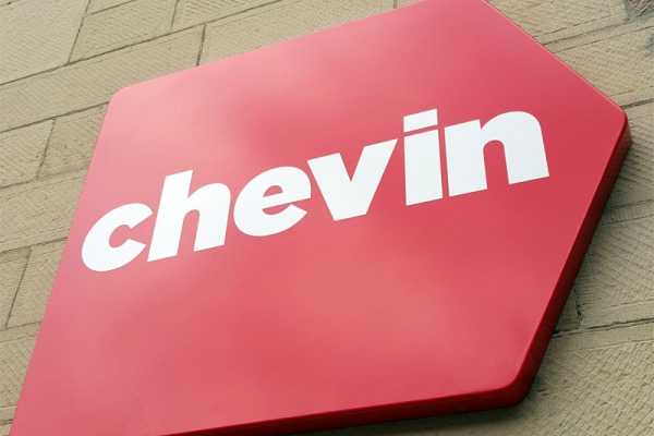 Chevin-fleet-logo-sign