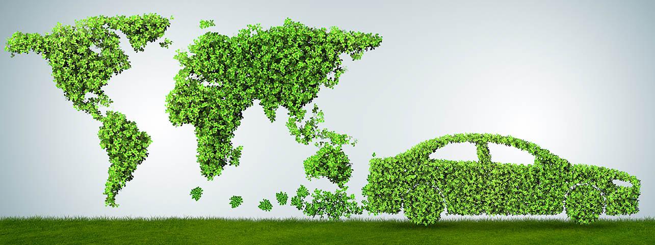 Bien choisir son carburant peut vous permettre de réduire vos émissions de CO2 considérablement.
